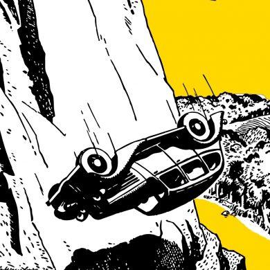 accident dans la montagne