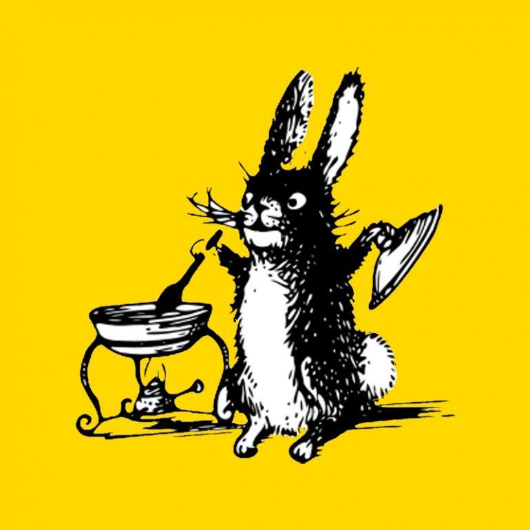 gentil petit lapin