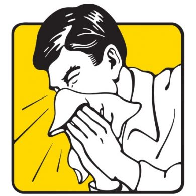 rhumes des foins