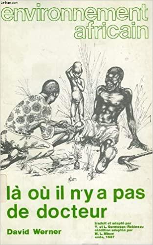 livre médecine afrique