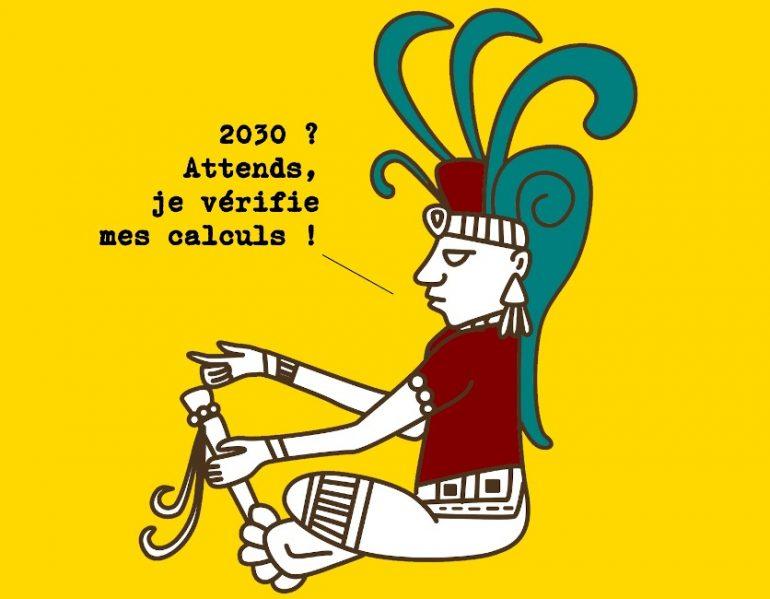 calendrier maya apocalypse