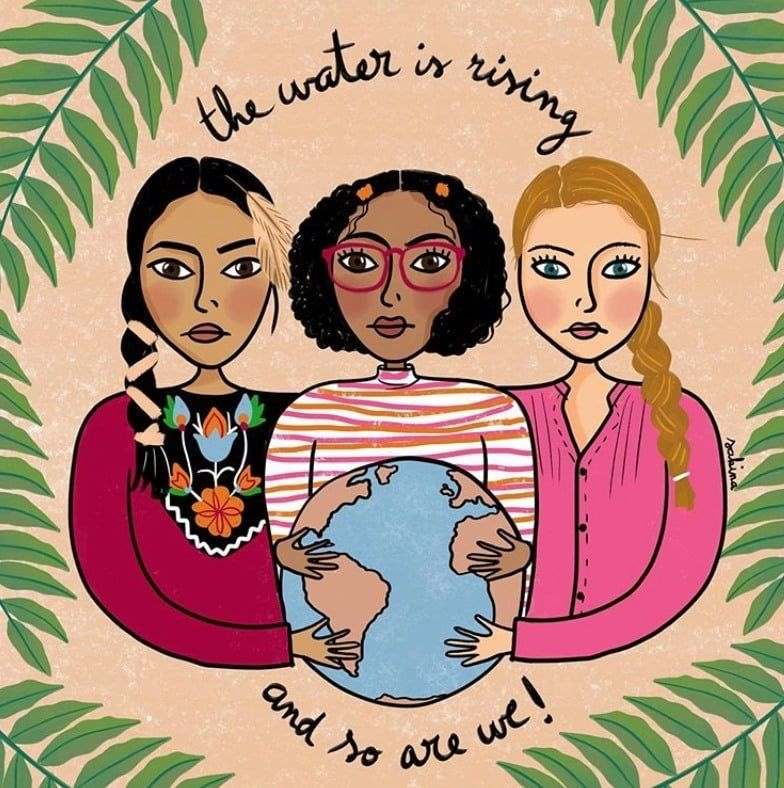 écologie et féminisme