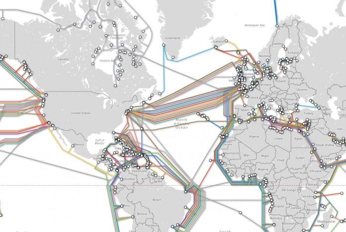 internet réseau