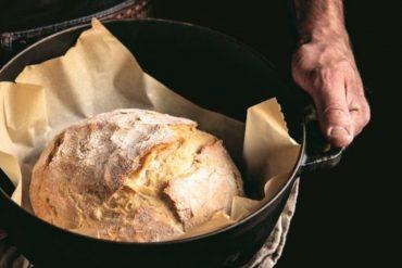 pain cocote sans four